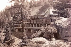 Glacier Point Hotel
