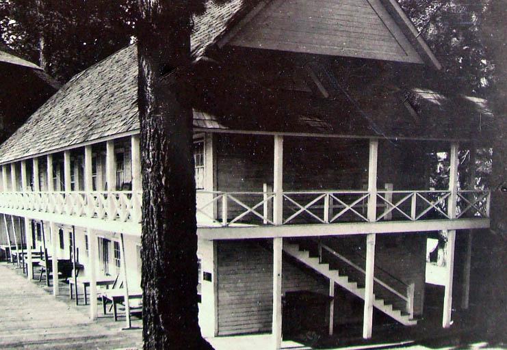 McCauley Mountain House