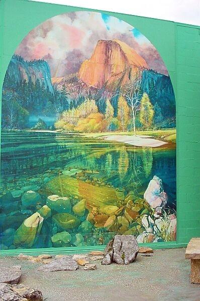 Mural Half Dome