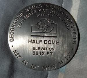 USGS Half Dome