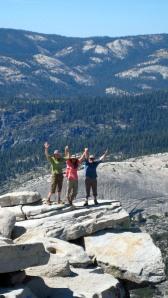 Janet, Shari & Linette on top