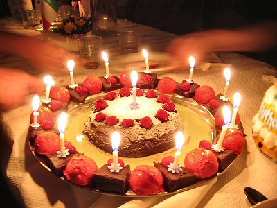 Birthda Cake
