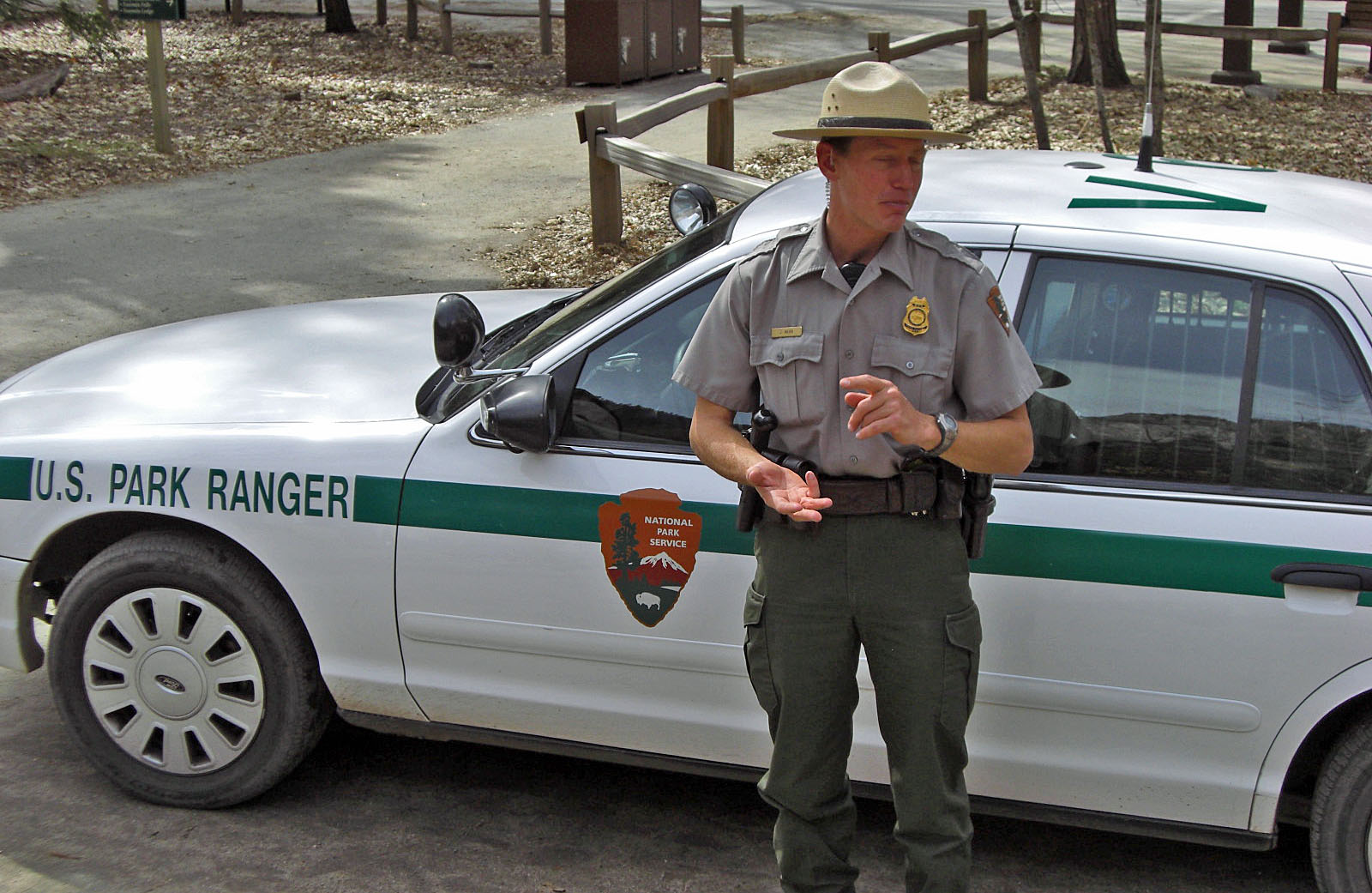 how to become a us national park ranger